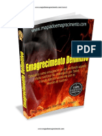 E Book Emagrecimento Definitivo