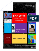 Thesis Writing3
