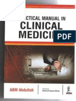 Practical Manual in Clinical Medicine
