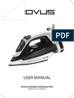 Rovus Iron Manual