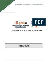 Date Tehnice - Cosuri de Fum Ceramice