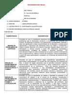 Programacion Anual - Marcelo