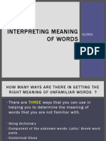 2_meaning of the Words