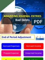 Lesson 7.6 - AJE Bad Debts