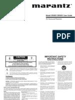 Marantz User Manual.pdf
