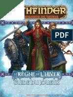 Pathfinder Jdr Le guide du joueur - Le règne de l'hiver O (Français).pdf