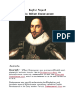 William Shakespeare Project