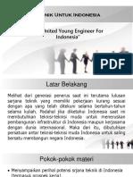 Teknik Untuk Indonesia