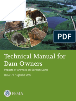 Technical Manual for Dam Owners Impacts of Animals on Earthen Dams (2005).pdf