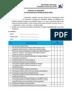 1. Rubrik Analisis Isi Dokumen RPP