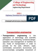 01-Transportation Engg_Prof. Aamir