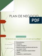 Plan de Negocio