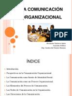 Boh La Comunicacic3b3n Organizacional Mc3b3nica Alonso Fdez