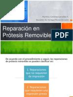 reparaciones protesis removible