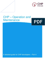 Part 4 CHP Operation-And-Maintenance