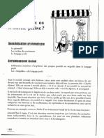 Bouteille à moitié vide moitié pleine le français par les textes