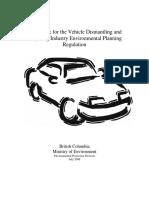 Guide Vehic Dismantling Recyc Ind Env Plan Reg