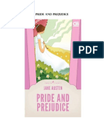 Pride and Prejudice Analysis Finish