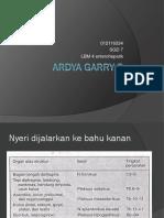Ardya Garry S LBM 4 Mod Entero