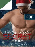Alexis Adaire - Dirty Little Secret Santa (Santa's Coming) (epub).epub