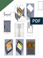 Especificaciones Gabinete