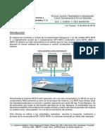 Informe de Avance 1 PARAGUANA I