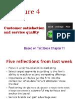 ServicesMarketingLecture4 Customer Satisfaction 1 (1)