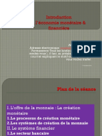 Les Mecanismes de La Creation Monetaire Resume