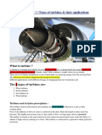 What are Turbines ? | Types of turbines & their applications.docx