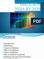 Inflation PPT for ECO-FIN Club