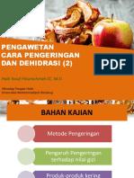 Week 4. Pengawetan dengan Pengeringan.pdf