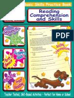 5th Grade Basic Skills Reading Comprehension and Reading Skills