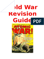 Cold War Revision Guide