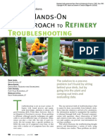 Hands on Approach Refinery Troubleshooting