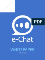 e Chat Whitepaper
