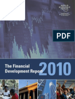 The Financial Development Report 2010