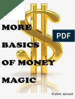 Azrael, Frater - More Basics of Money Magic
