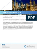 LOPA SIL and Functional Safety