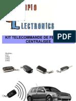Manuel Telecommande