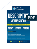 Descriptive Writing Book Preview