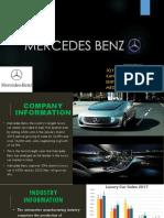 Mercedez Benz Marketing