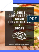 eBook Guia Da Compulsao Alimentar