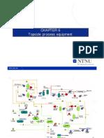 NTNU, Topside Process Eqpt