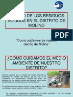 Presentacion - Manejo de Los Residuos Sólidos en El Distrito Noche