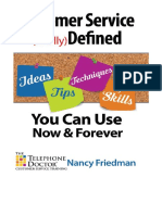 CUSTOMER SERVICE FINALLY DEFINED - NANCY FRIEDMAN.pdf