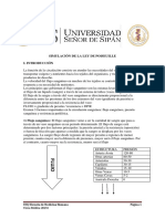 FISICA- Informe de Hemodinamica