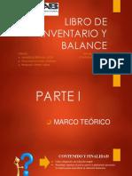 Libro de Inventario y Balance 2