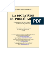 Dictature Du Proletariat