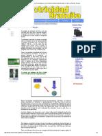 1 Energía Solar Fotovoltaica _ Como Generar Electricidad Gratuita y Fabricar Paneles Solares
