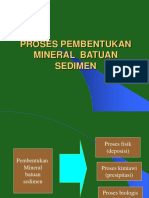 Proses Pmbtkn Mineral Sedimen